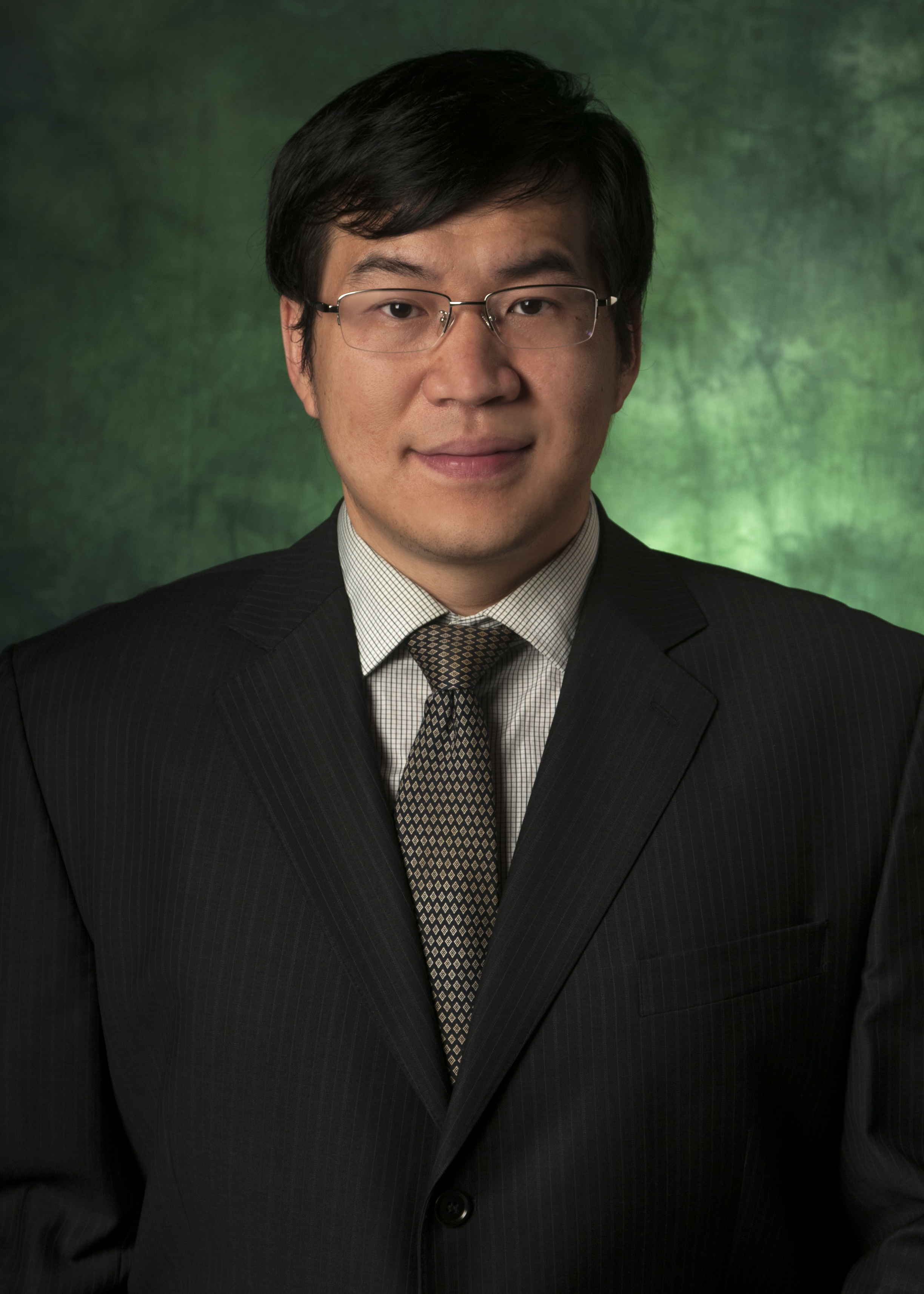Tao Yang is an assistant professor in UNT's College of Engineering Department of Electrical Engineering.