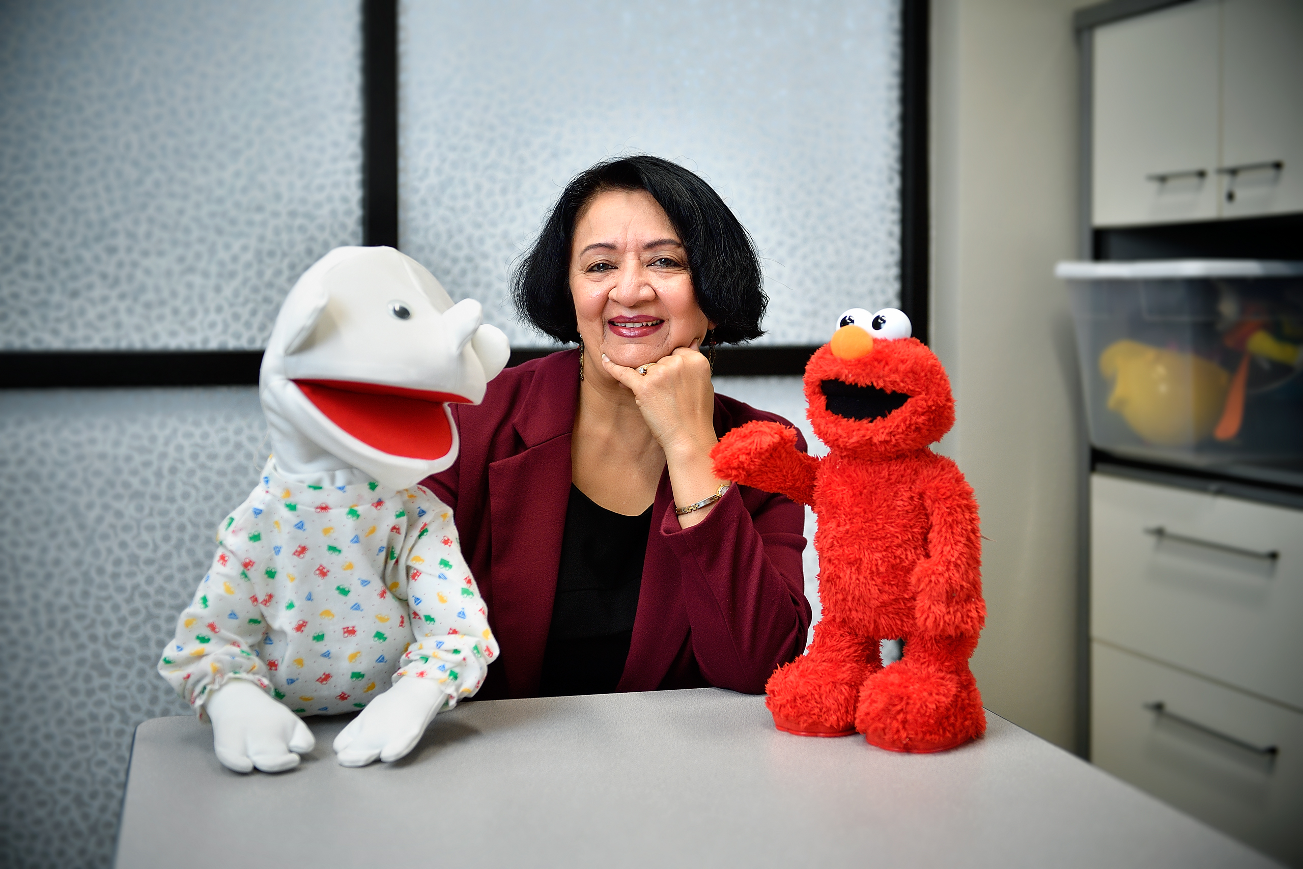 UNT expert gives advice for buying toys for children with special needs