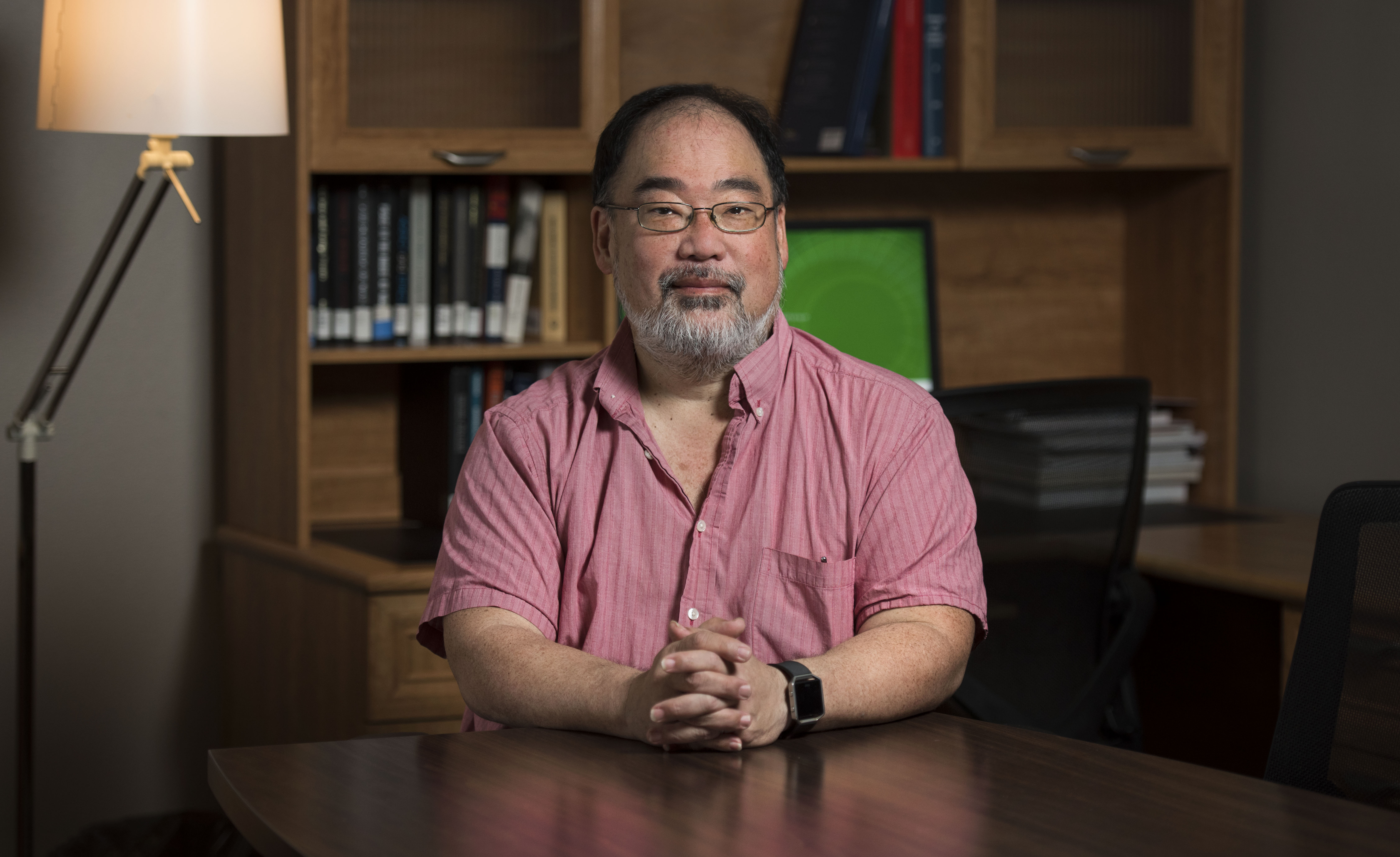 UNT political scientist honored with Piper Professor award