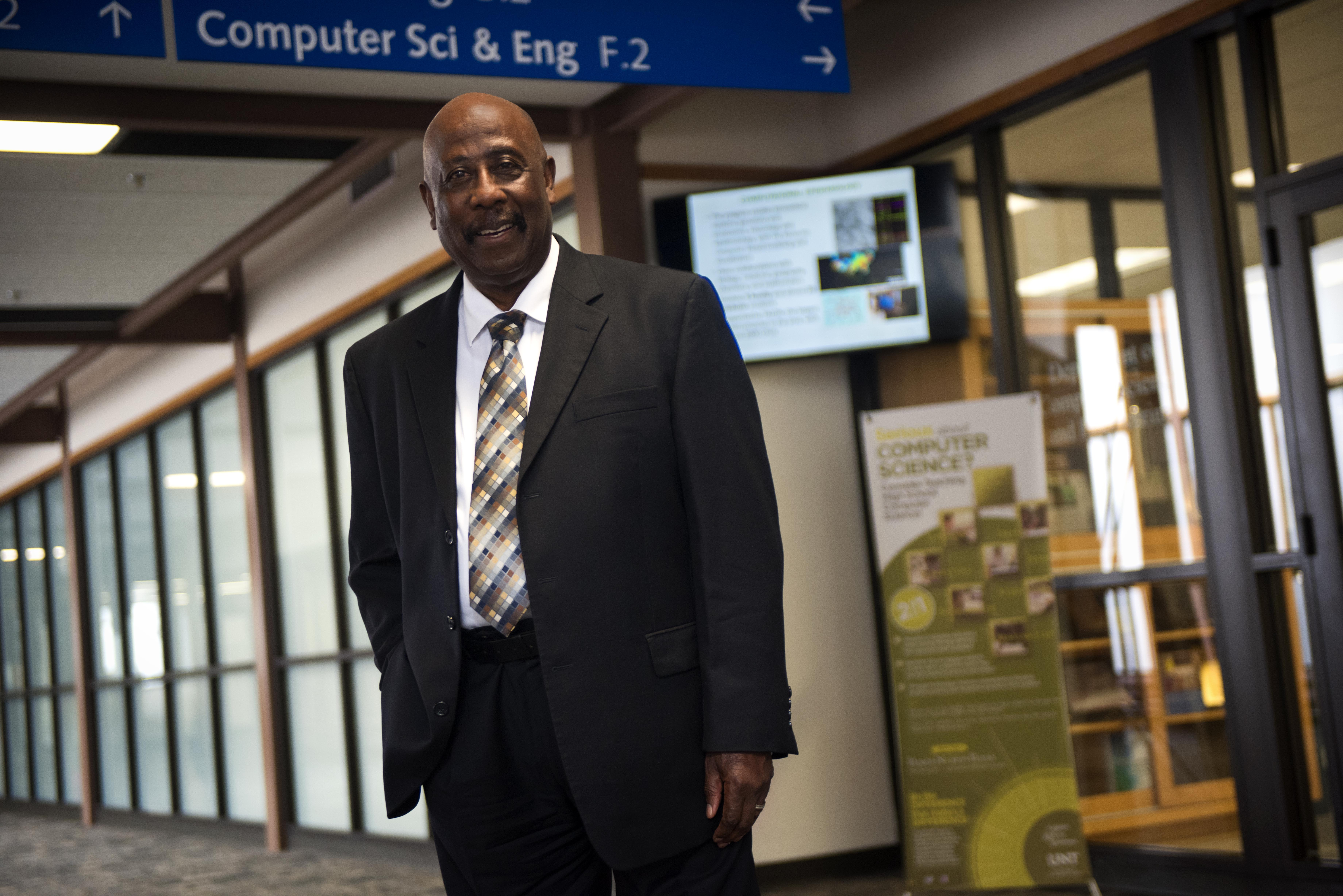 Computer Science Alum Willie Barber