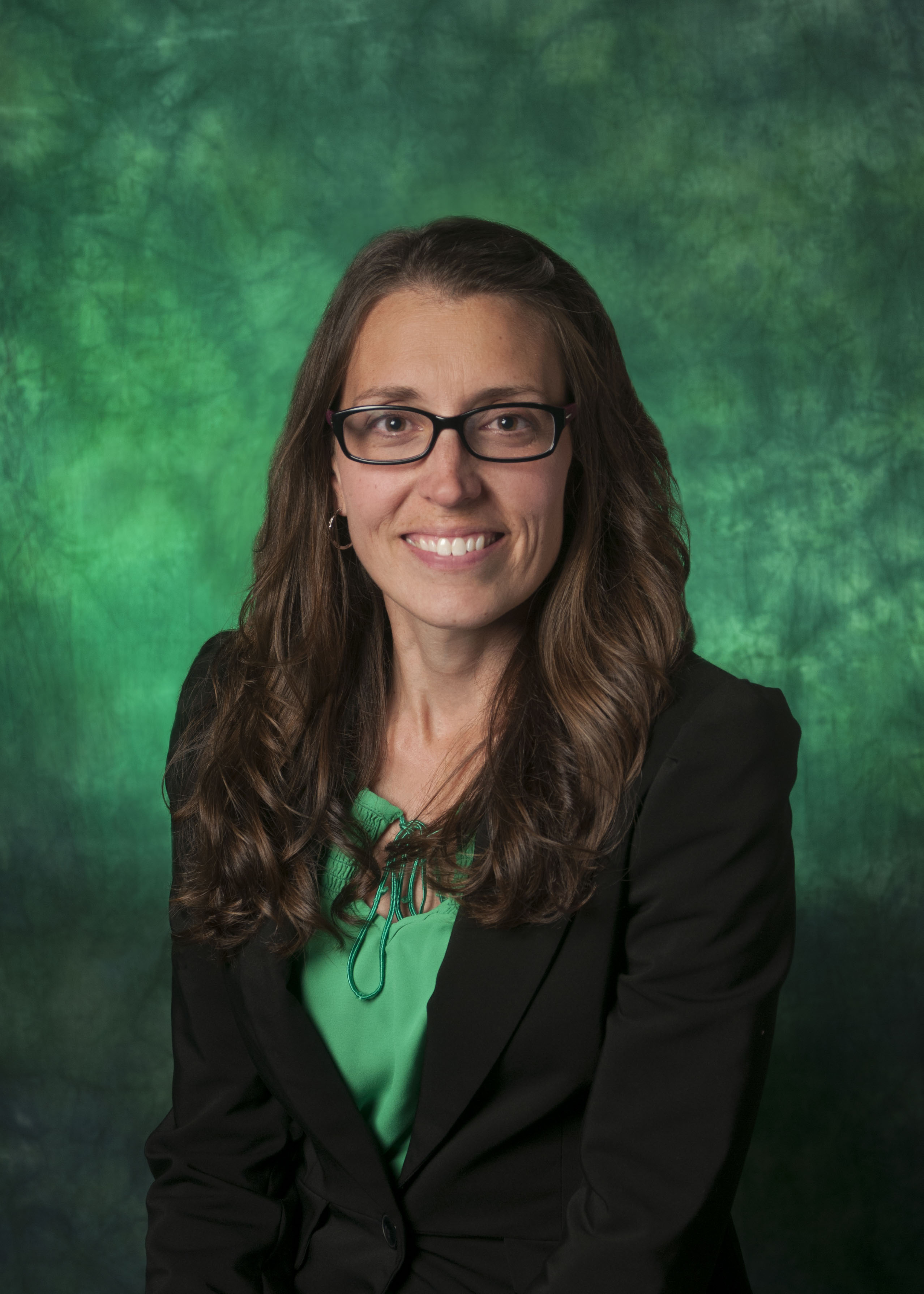 Brandi Renton, UNT's associate vice president for Administrative Services