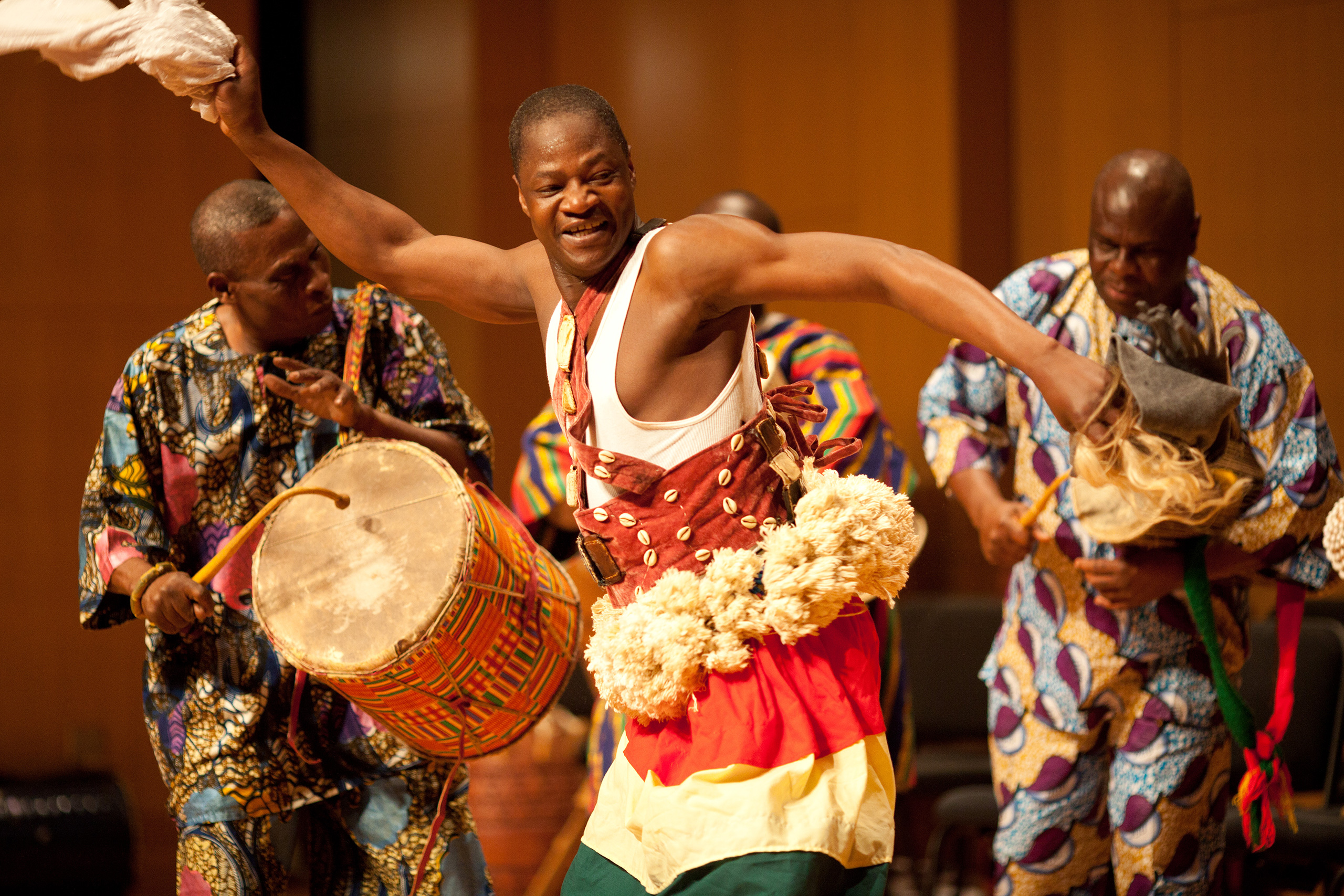 Annual African Cultural Festival brings dancing, drumming and global music to UNT