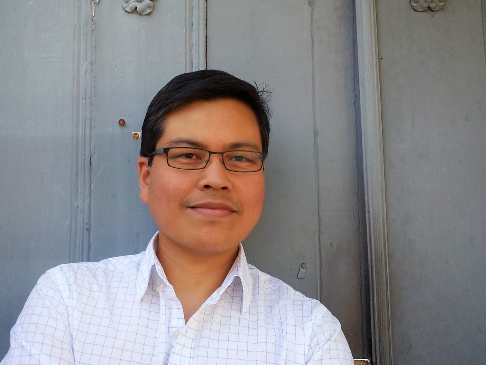 Rick Barot, winner of the UNT Rilke Prize, will give a book reading and Q&A at the University of North Texas as part of the spring Visiting Writers Series. Photo provided by Rick Barot.