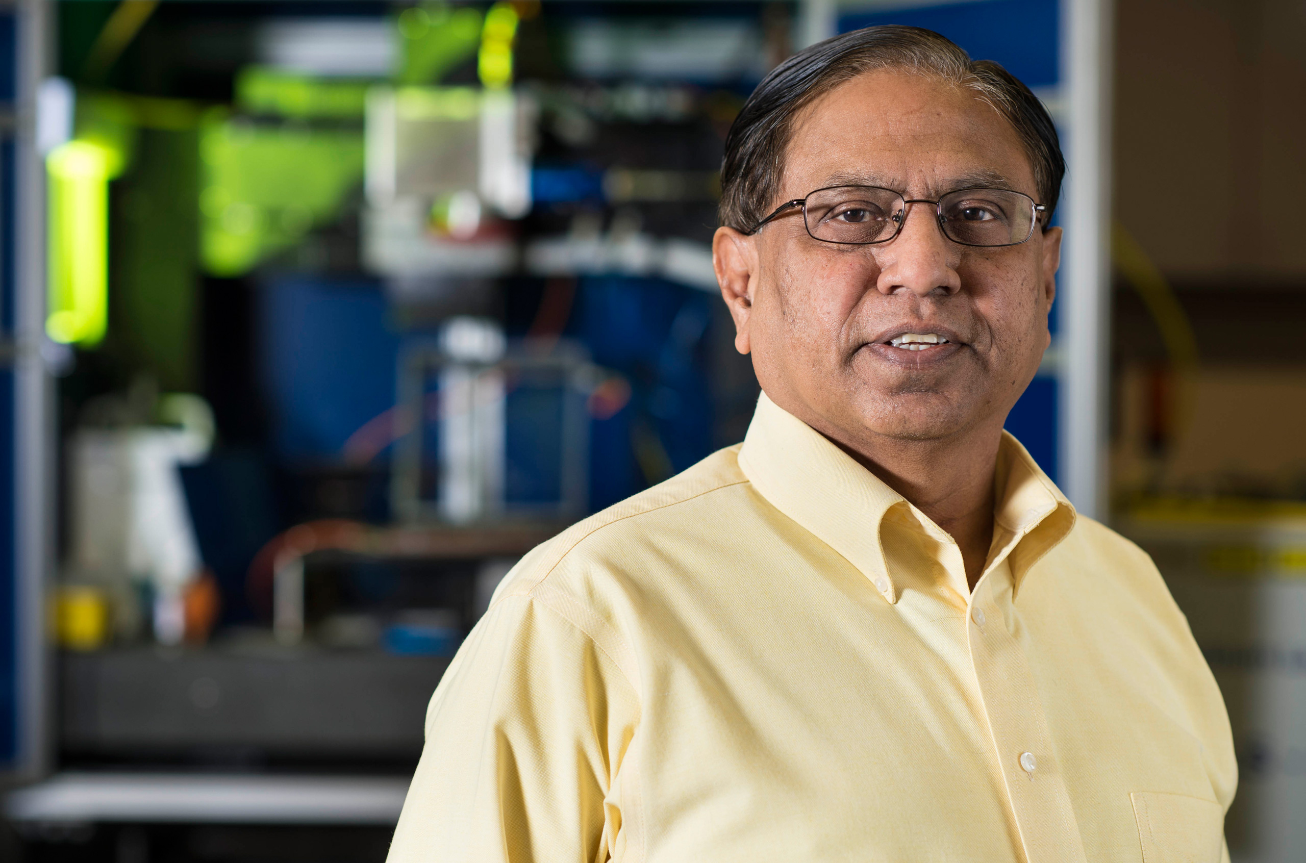 Narendra Dahotre is the newly appointed interim associate vice president of research and innovation at the University of North Texas.