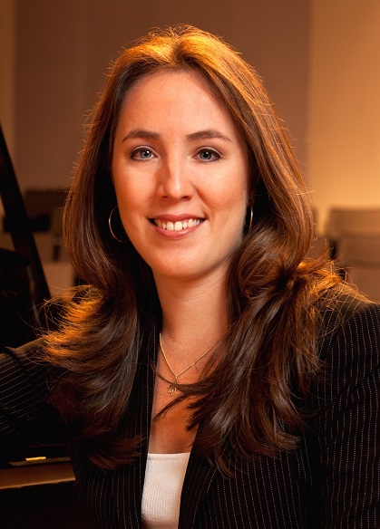 Fabiana Claure has been named director of career development and entrepreneurship in music for the UNT College of Music. Photo provided by Claure.