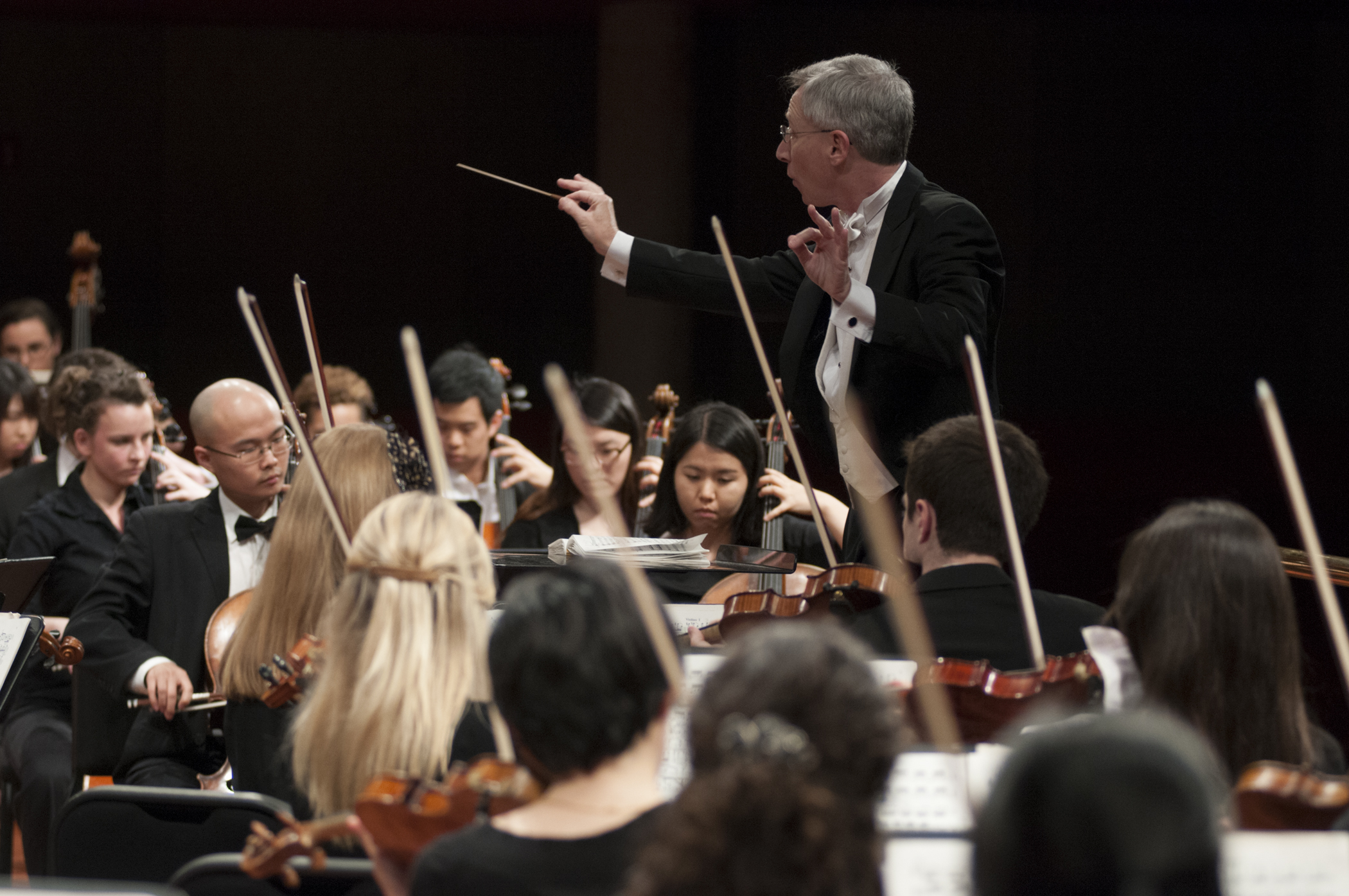 The UNT Symphony Orchestra is taking their talents to the Dallas Arts District.