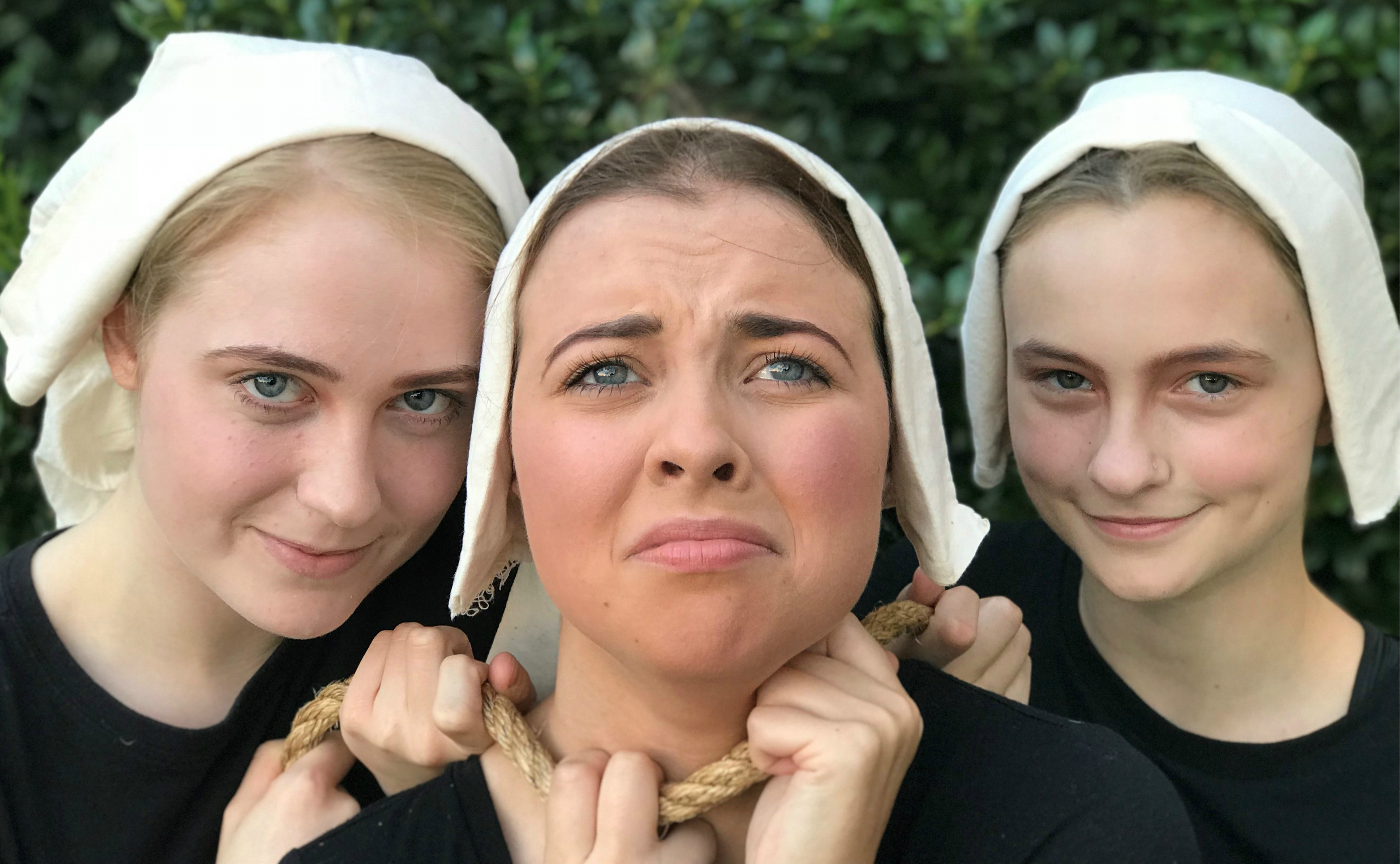 "Arthur Miller's classic ""The Crucible,"" to be presented by UNT Nov. 9-12, remains as relevant as ever"