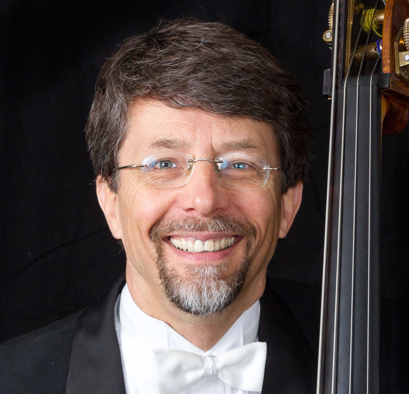 Regents Professor or Double Bass Jeff Bradetich is celebrating milestones with a Carnegie Hall concert.