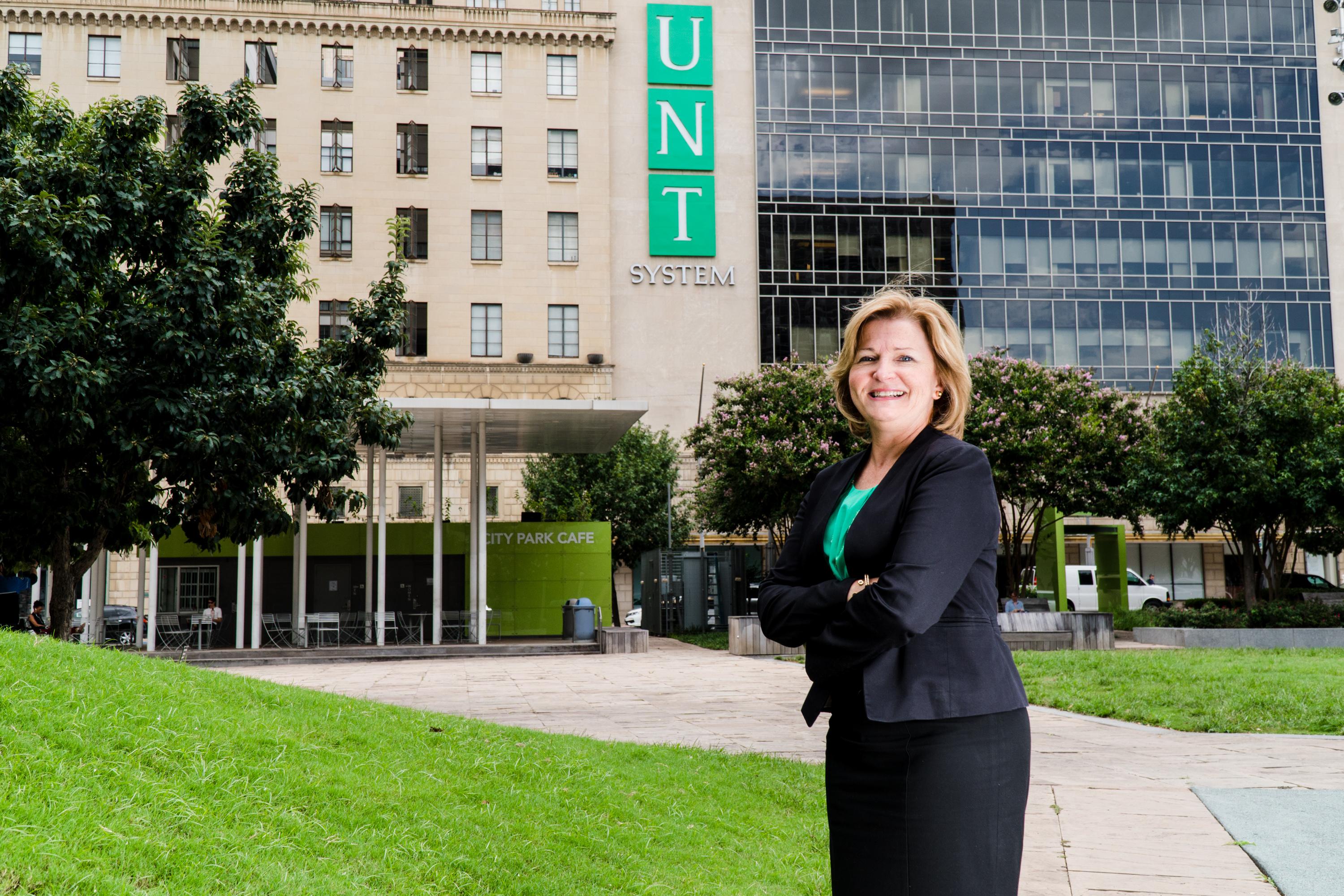 NASA's Deputy Chief Operating Officer, Lesa B. Roe, named sole finalist for UNT System Chancellor position
