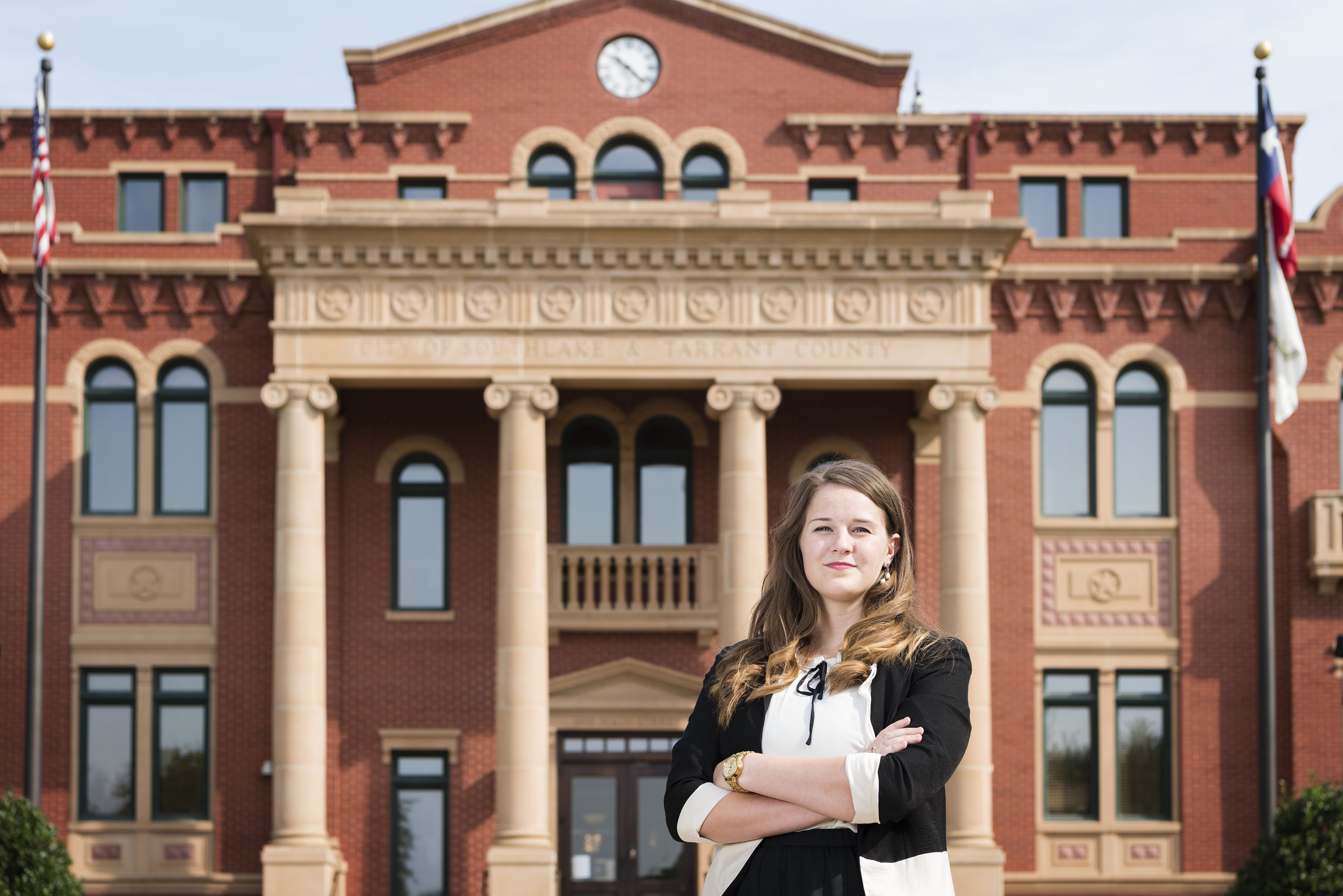 UNT student receives fellowship from Government Finance Officers of Texas