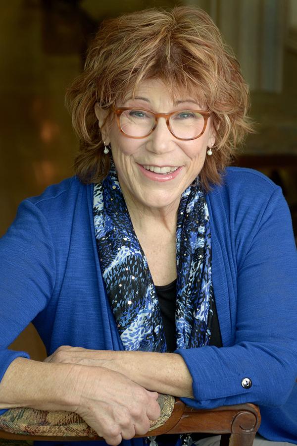 Marjorie Hayes, associate professor of acting-directing, was named a 2017-18 fel