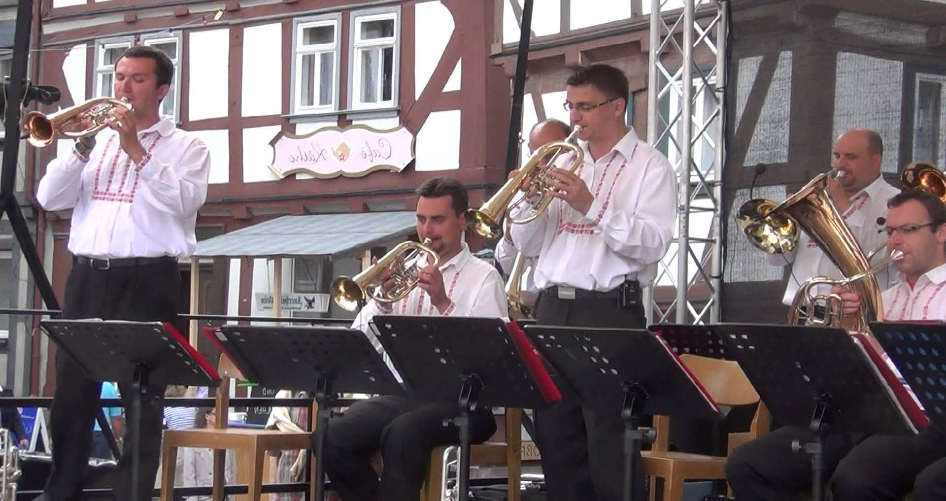 The University of North Texas College of Music is hosting a Czech polka band for