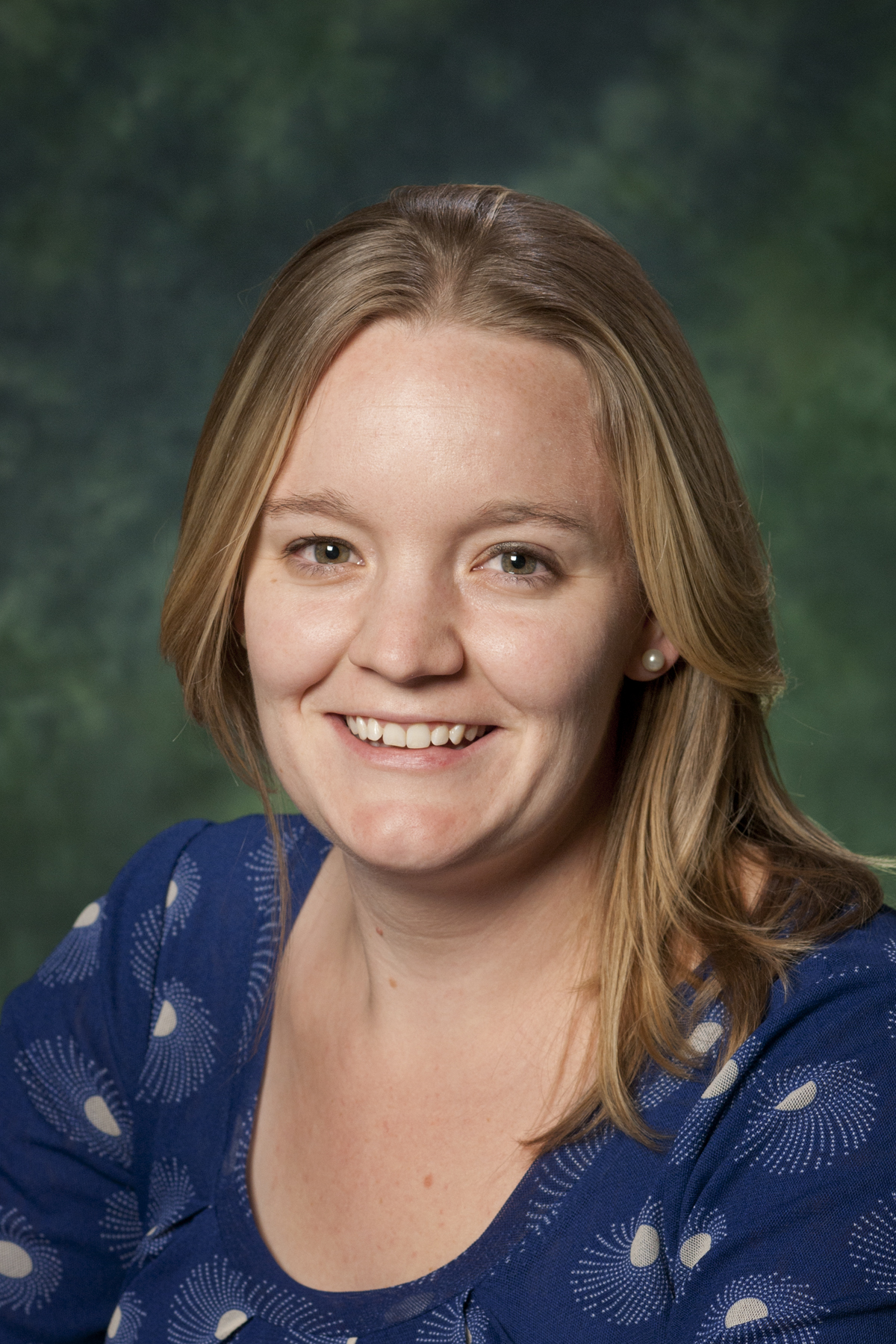 Rachel Grimes, assistant director of outreach for the Student Money Management Center at UNT.