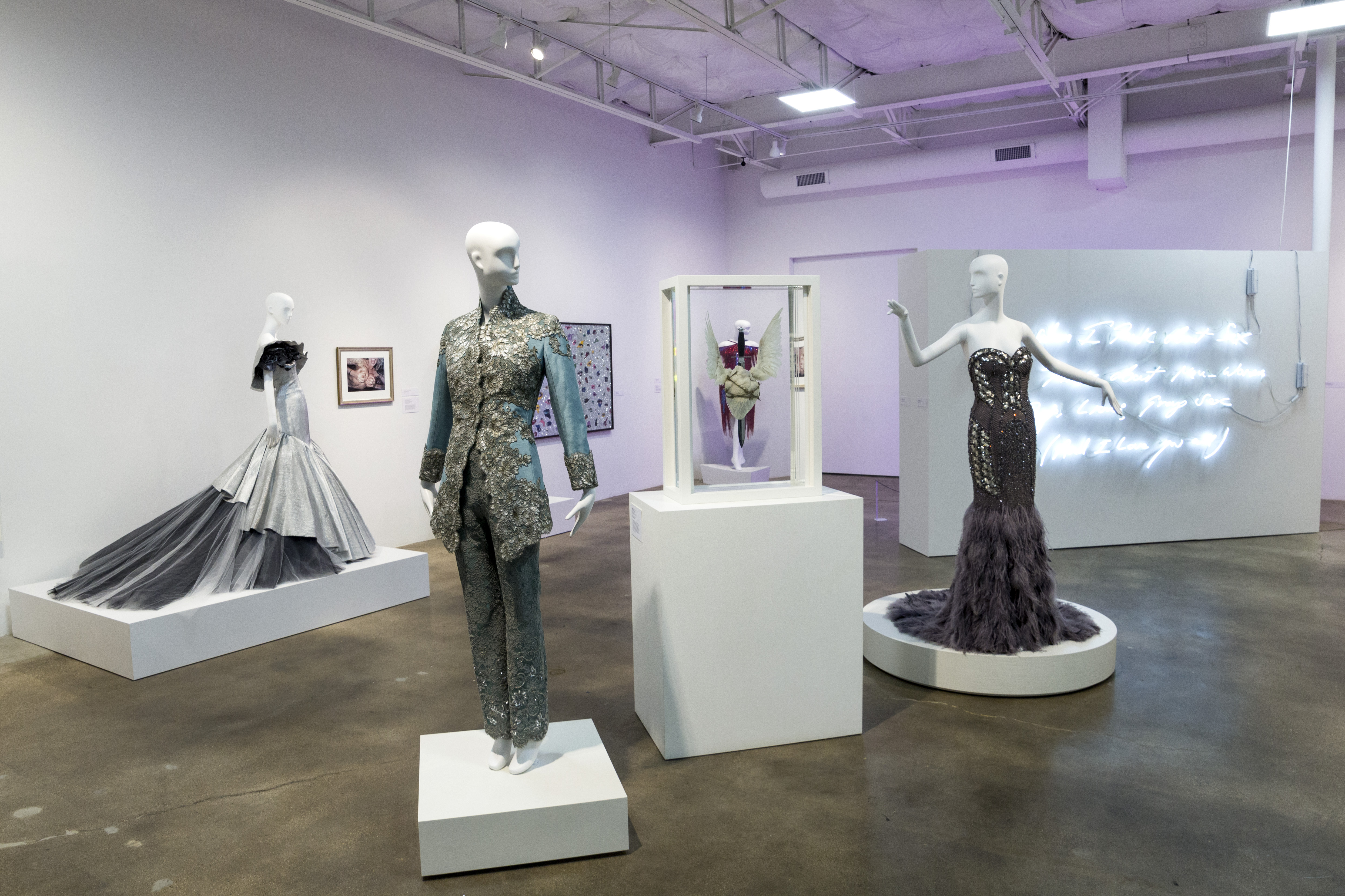 UNT's Texas Fashion Collection features ensembles along British art in new exhibition