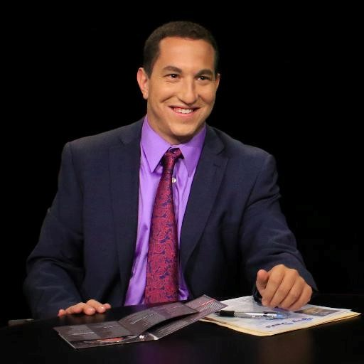 "Alexander Heffner, host of PBS' ""The Open Mind,"" will speak at the University of"