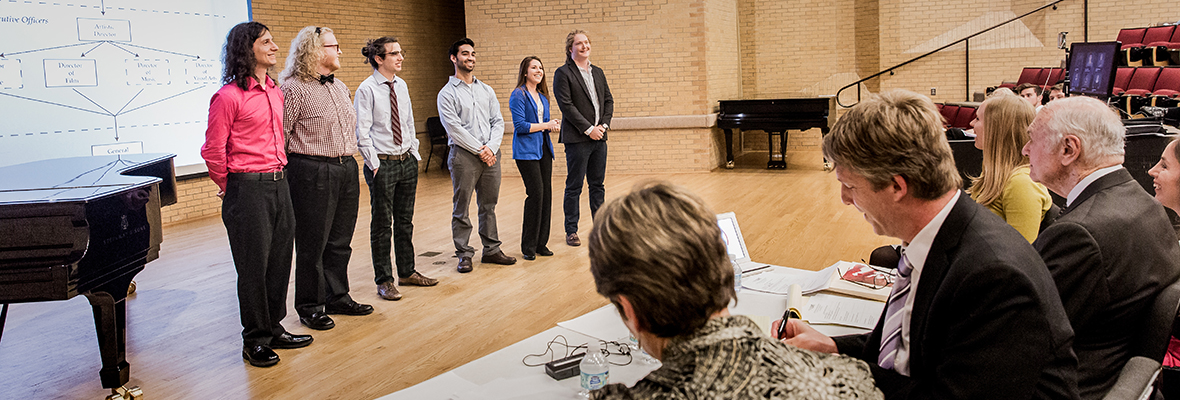 'Billboard' names UNT College of Music top music business school