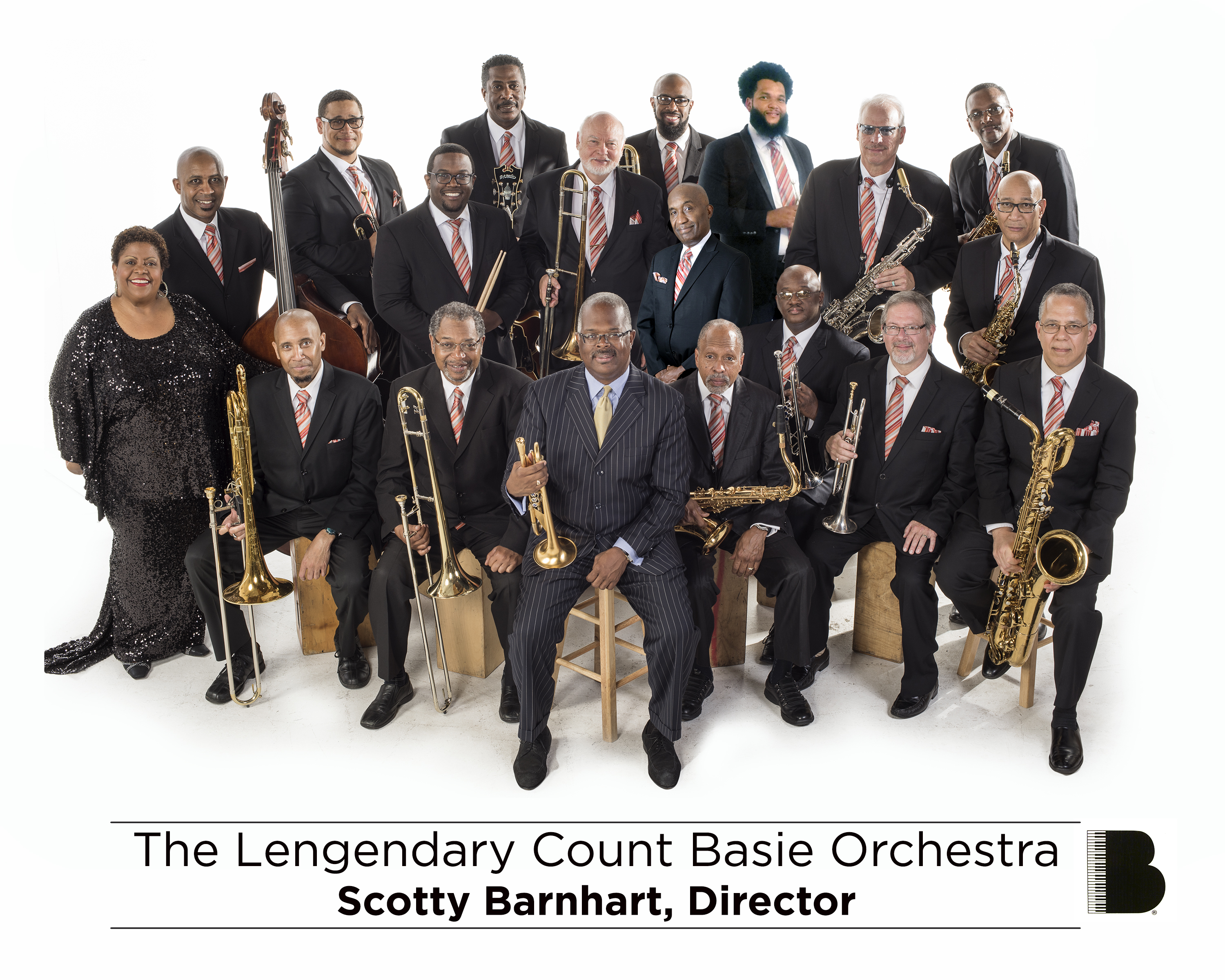 Count Basie Orchestra and Kenny Werner Trio to Perform at UNT