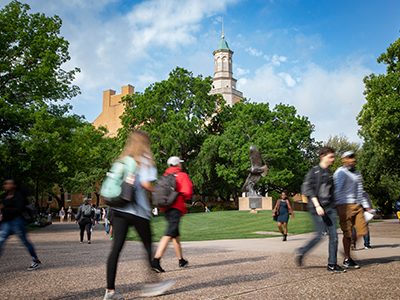 Designated a Hispanic-Serving Institution,  UNT can amplify resources for growing and better serving Hispanic student population