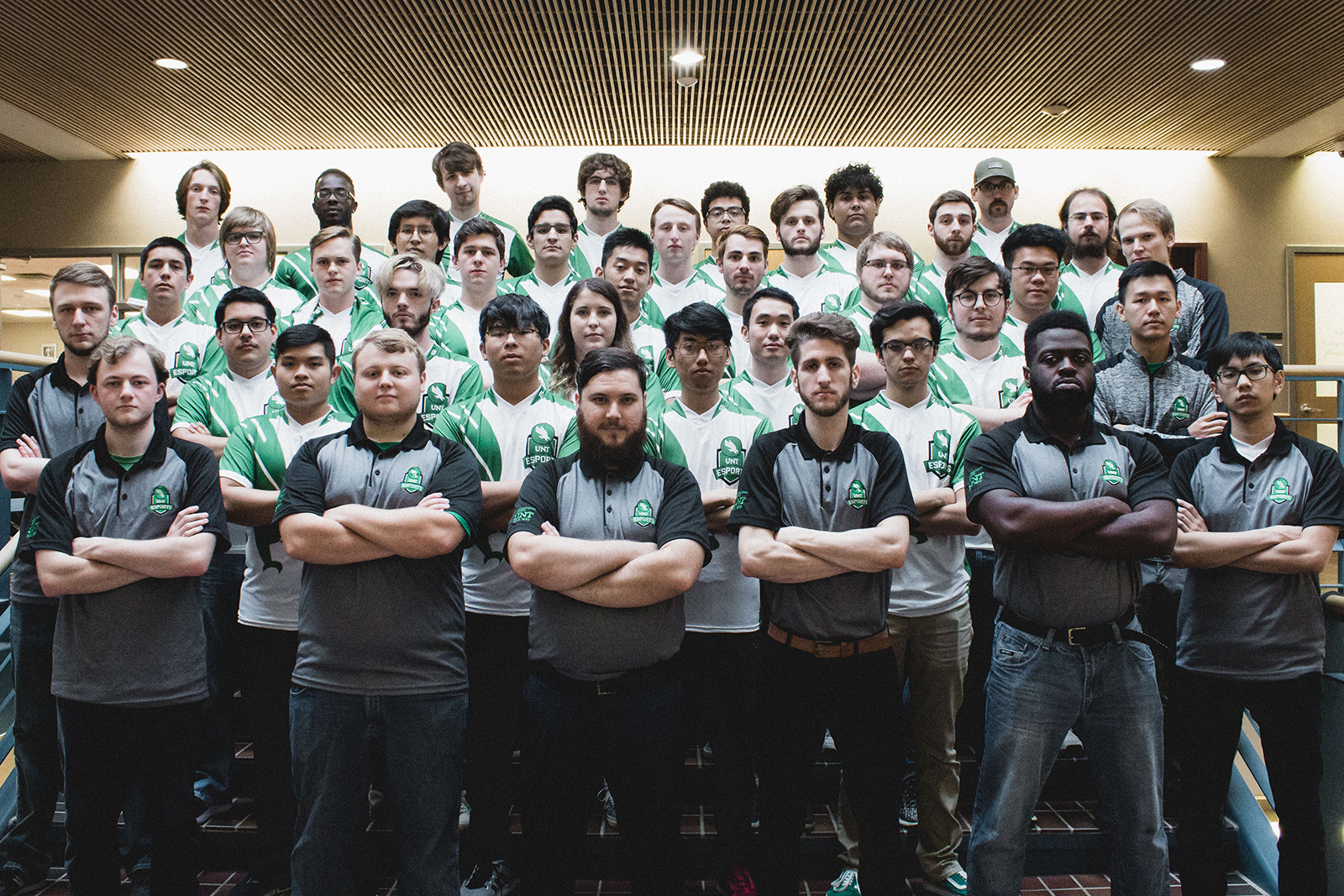 2018-2019 UNT Esports Team
