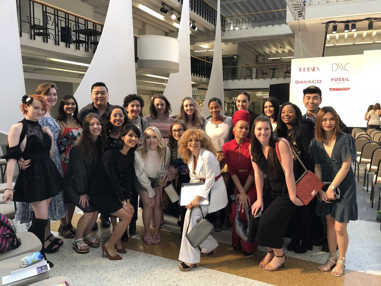 UNT fashion design students earn top honors at international competition