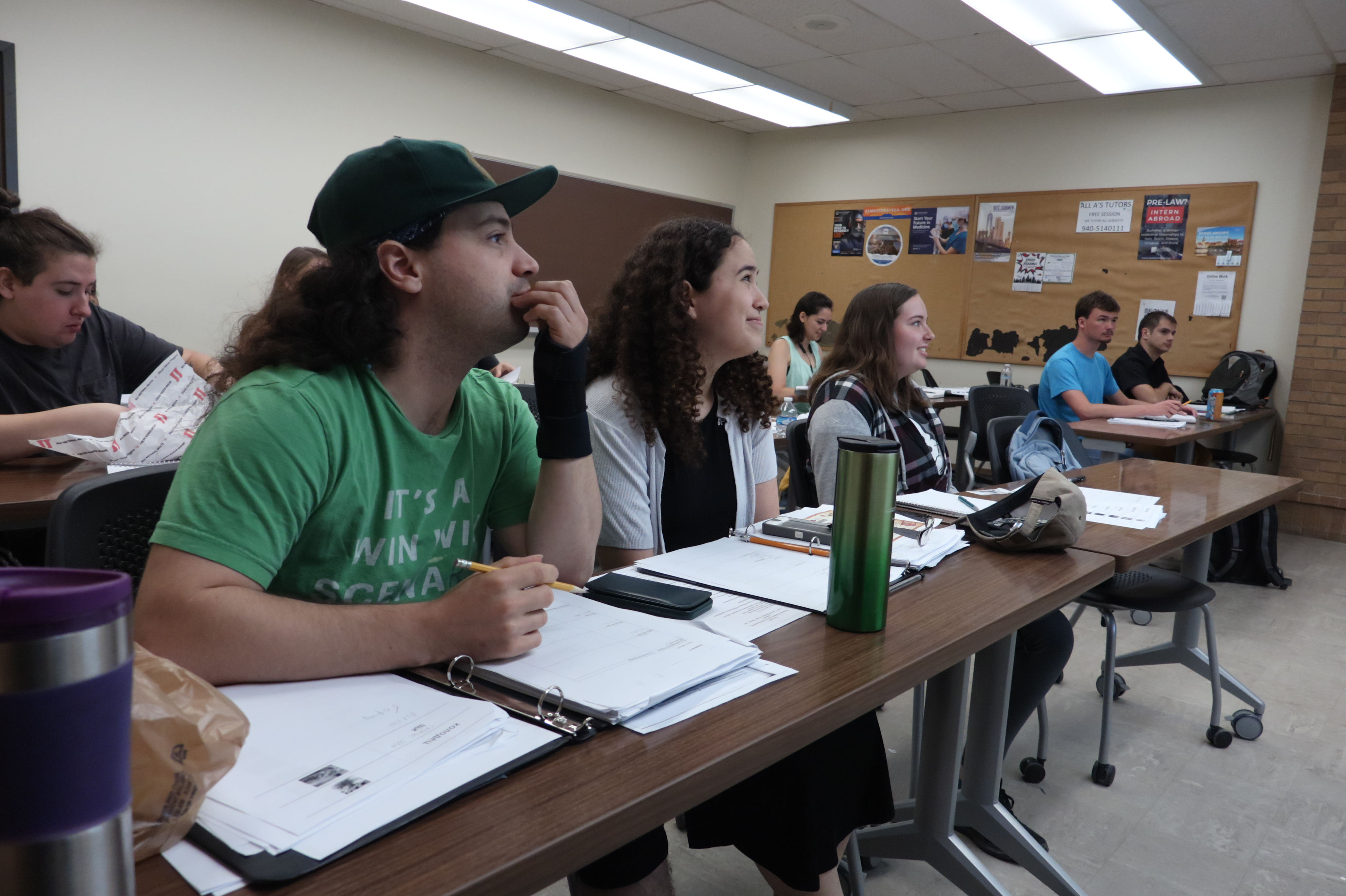 UNT offers free monthlong Russian language immersion