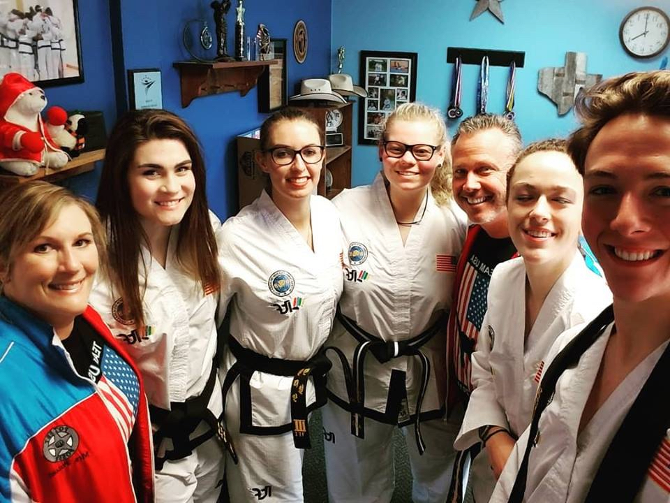 UNT students to compete in Taekwon-Do World Championships in Germany