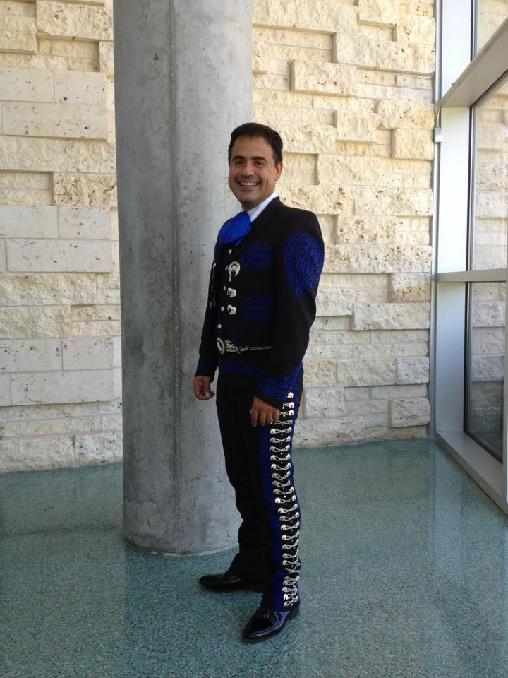 UNT doctoral music student receives Fulbright-Hays fellowship to research mariachi in Mexico