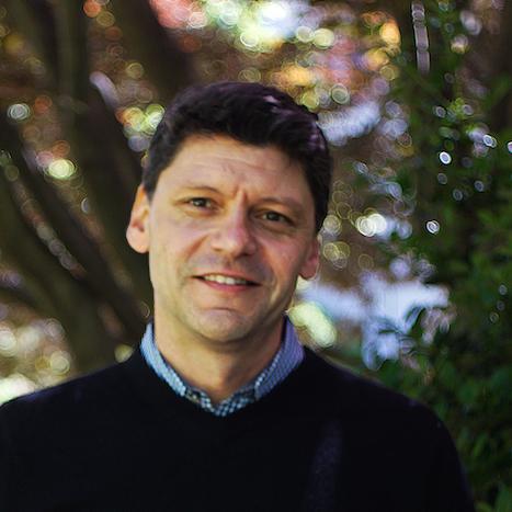 2019 UNT Rilke Prize winner David Keplinger