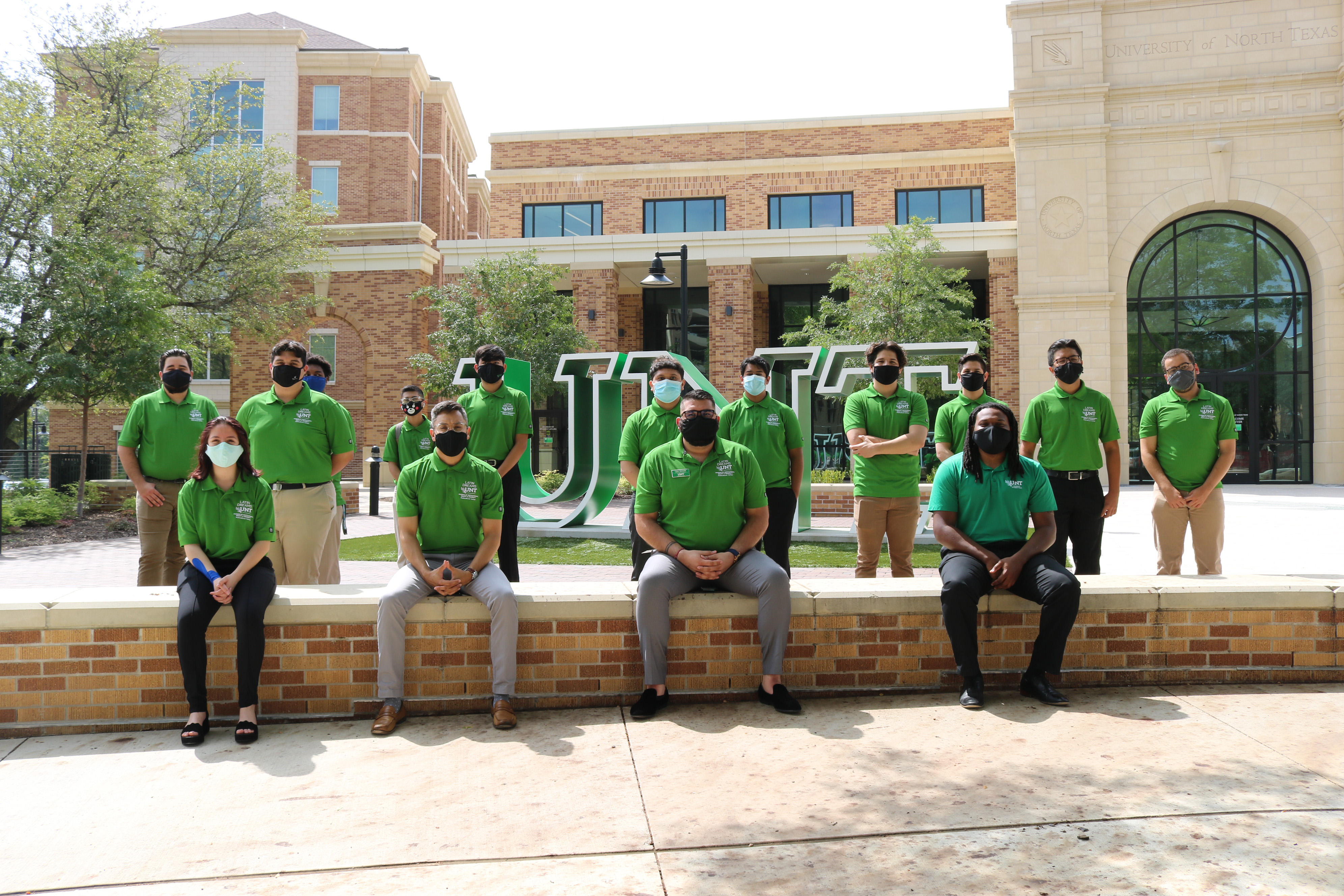 UNT earns national award for excellence in diversity and inclusion efforts