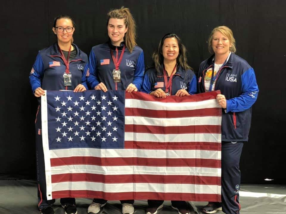 UNT students win gold, silver medals at Taekwon-Do World Championships