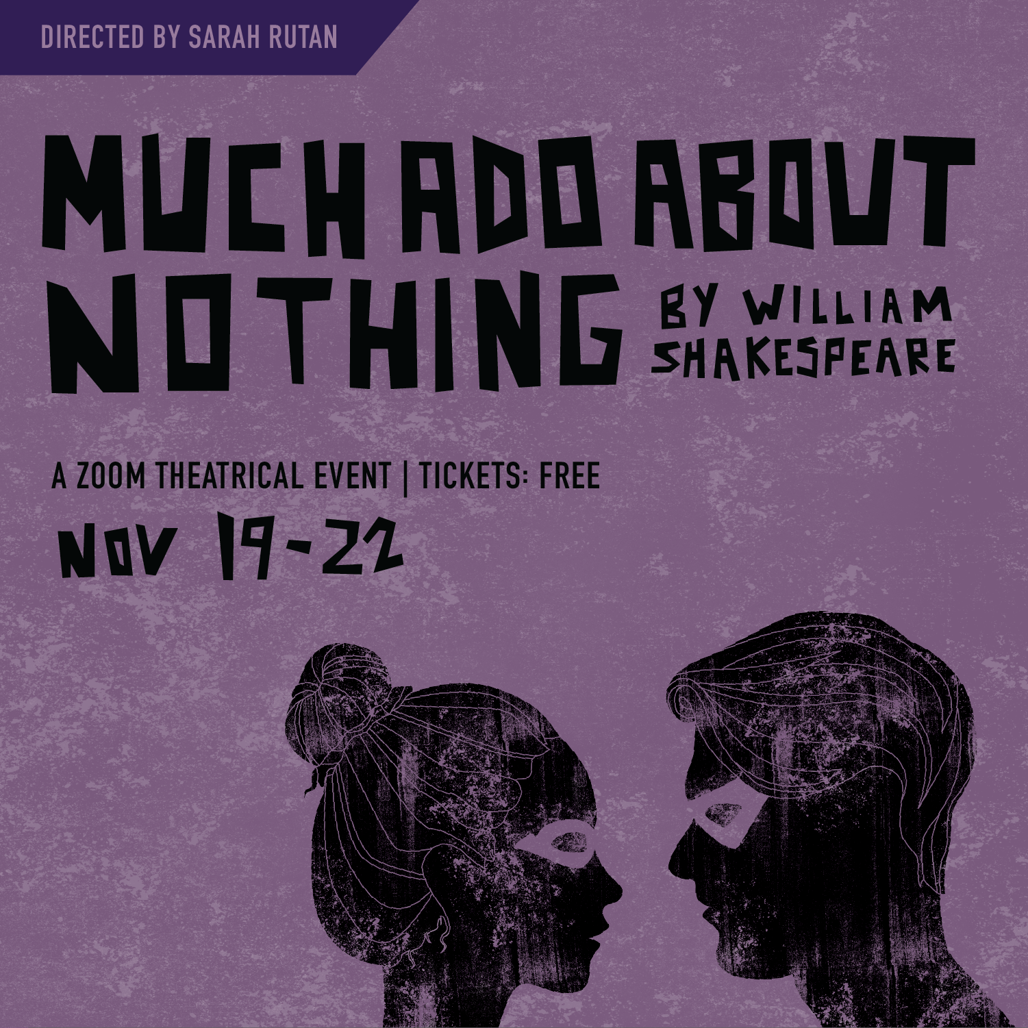 UNT theatre presents free virtual performances of 'Much Ado About Nothing'