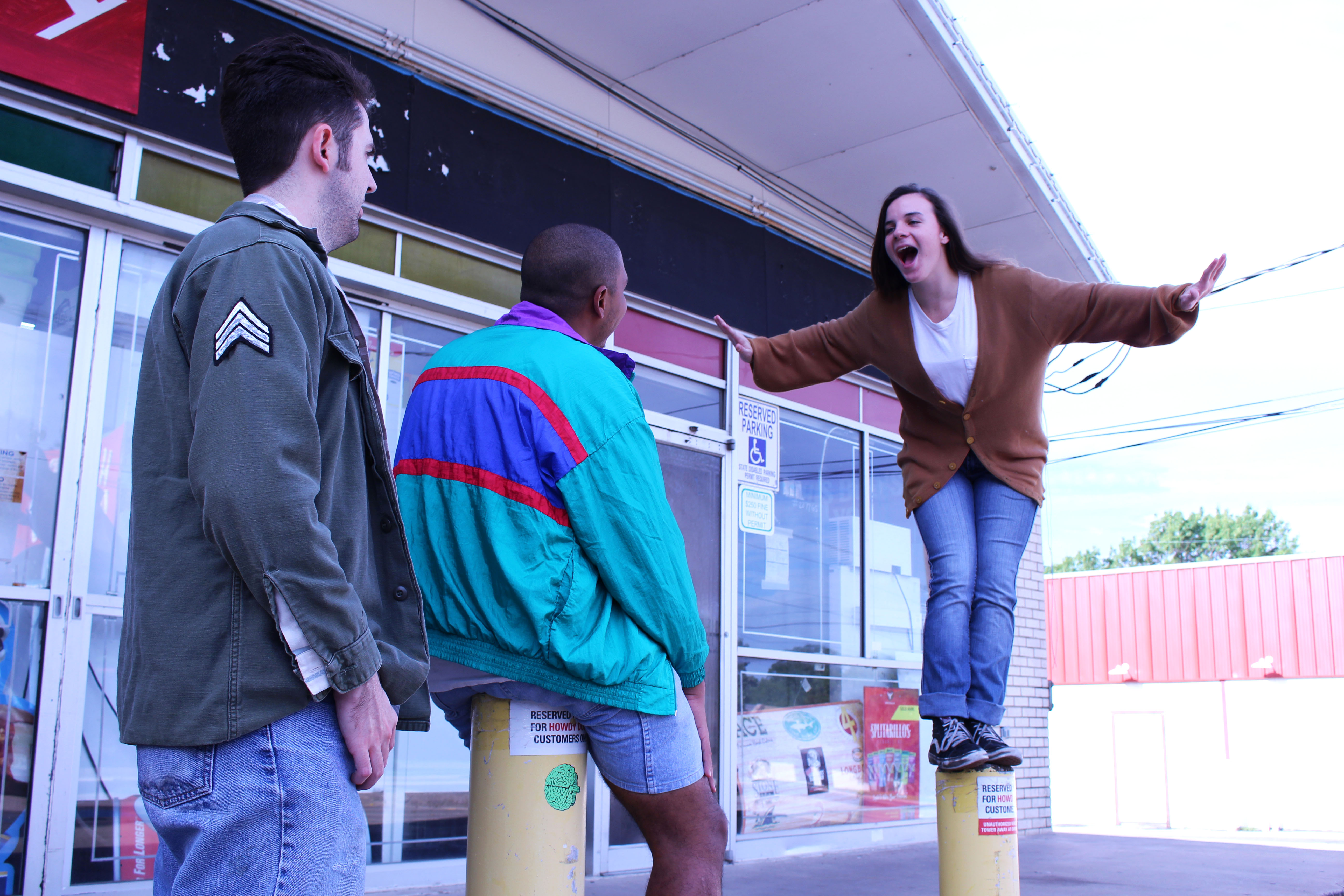 """UNT production of """"subUrbia"""" is a funny, sometimes shocking play about a group of aimless 20-somethings trying find their place in the world"""
