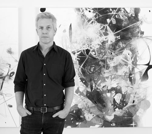 New York artist Matthew Ritchie explores presence of internet and virtual communication in UNT exhibit