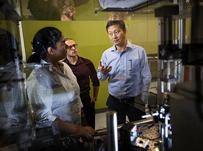 UNT engineering professor develops new way to diagnose cancer