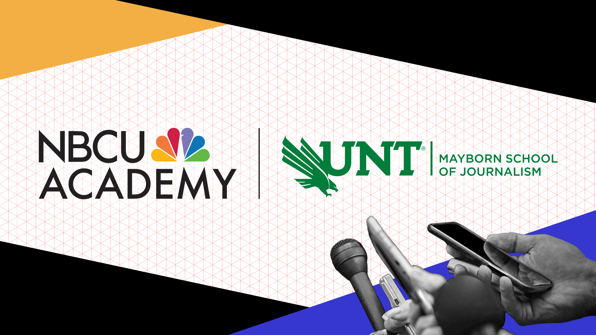UNT, NBCUniversal News Group partner to create career pathways for diverse storytellers