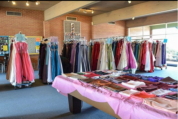 UNT's Cinderella Project is offering high school students who want to save money, practice sustainable fashion and simply have more options than they can find in the store–free formal/semi-formal dresses, accessories and shoes.