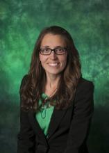 Brandi Renton, UNT's associate vice president for Administrative Services
