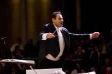 Fouad Fakhouri conducting