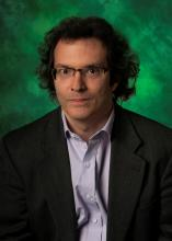 Andrew May, associate professor of composition, was named a 2017-18 fellow by th