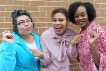 The University of North Texas' Department of Dance and Theatre will present the