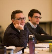 Award-winning playwright and director Moisés Kaufman will serve as 2017-18 artis