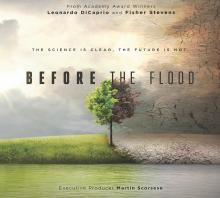 """""""Before the Flood"""" by Leonardo DiCaprio"""