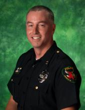 UNT Police Chief Ed Reynolds