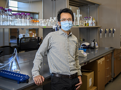 UNT engineer receives NIH grant to use protein and cellular engineering methods to monitor diseases