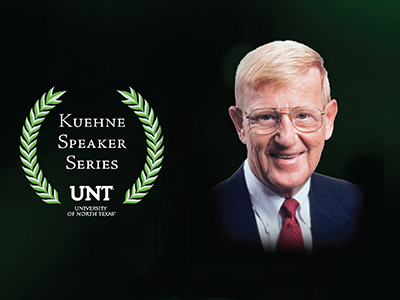 UNT Kuehne Speaker Series offers free, virtual event with College Football Hall of Fame coach Lou Holtz