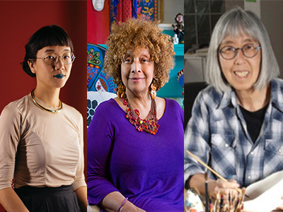 Visiting artists in UNT's PLATFORM Speaker Series use sound, ceramics and beadwork to give voices to marginalized communities