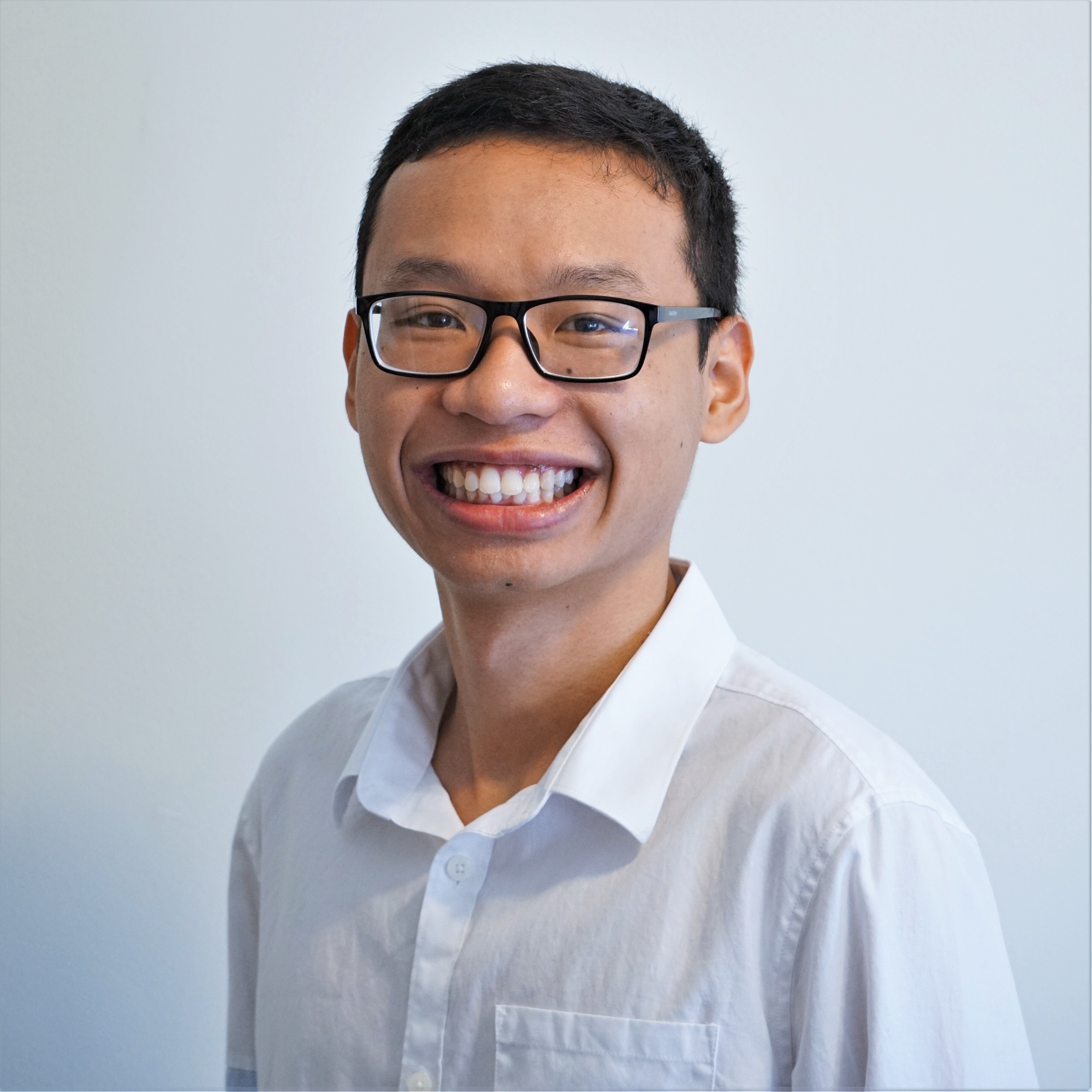 Trung Ha doctoral student  UNT Department of Physics